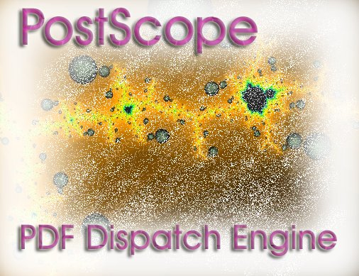 Click to view PostScope PDF Dispatch Engine 4.0.1 screenshot